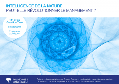 Philoma, Intelligence de la nature